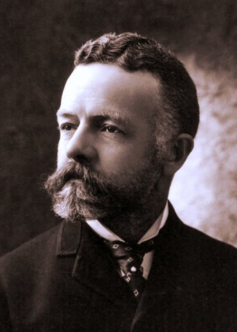 Henry Cabot Lodge and other Republicans block the League of Nations in the Senate.