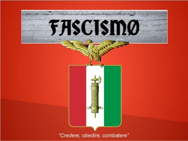 FASCISMO (ITALIANO)