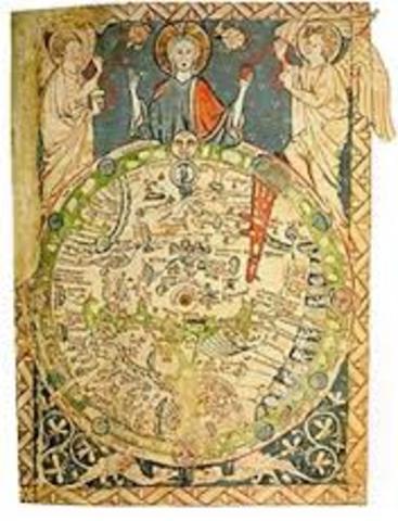 criação dos mapas
