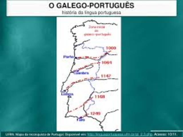 Surgimento do galelo-português