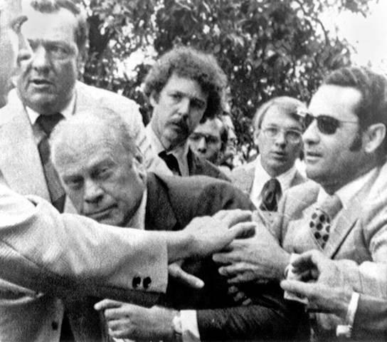 Gerald Ford assassination attempt