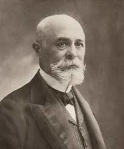 Antonie Henri Becquerel.