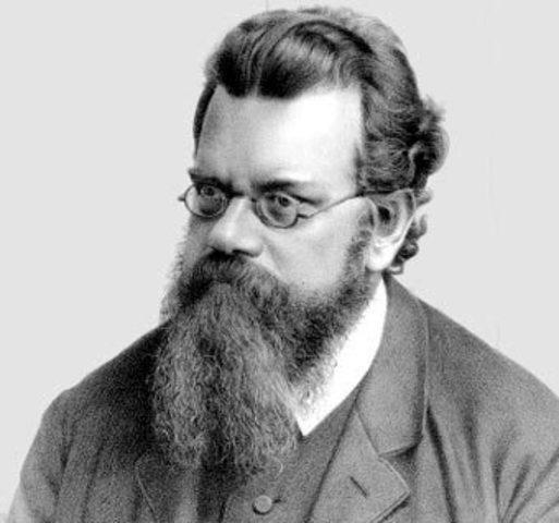 Ludwig E. Boltzmann