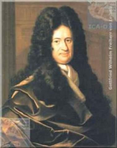 Leibniz, Gottfried
