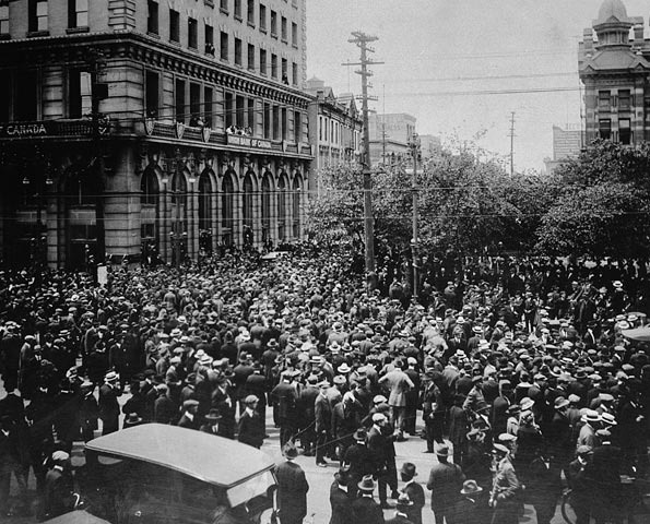 The Winnipeg General Strike