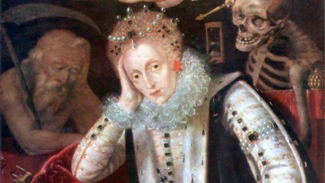 End of the Tudor dynasty