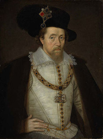 James VI of Scotland accede to the English trone. The Stuart Dinasty begins