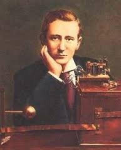 Henry Marconi.
