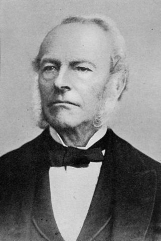 Sir George Gabriel Stokes, primer Baronet