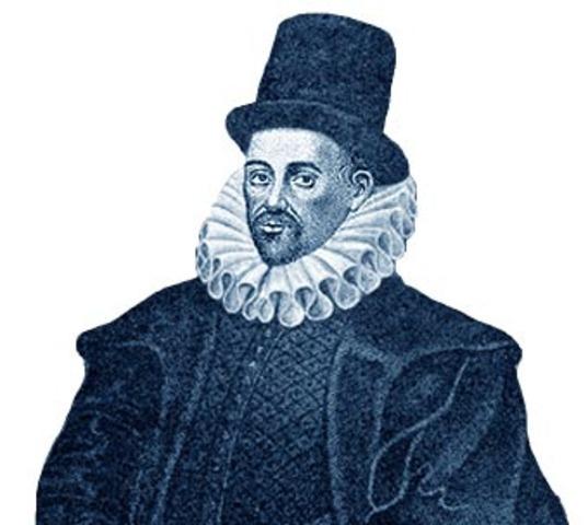 Willian Gilbert (1544-1603)