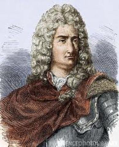 Charles Francois de Cisternay Du Fay (1698-1739)