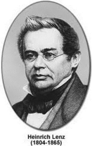 Heinrich Friedrich Lenz (1804-1865)