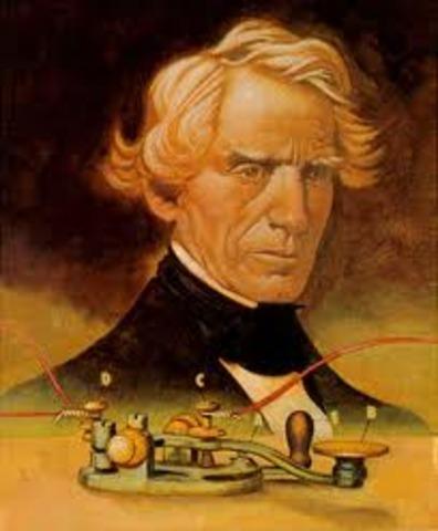 Samuel Finley Breese Morse (1791-1872)