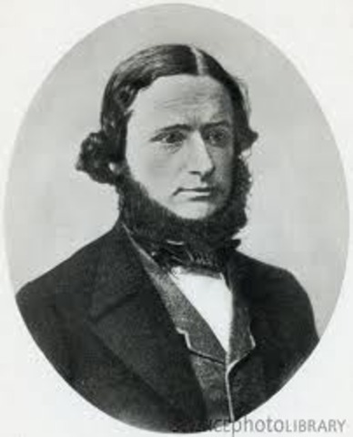 Gustav Robert Kirchhoff (1824-1887)