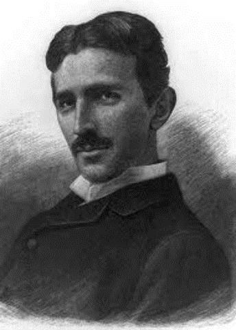 Nicola Tesla (1856-1943)