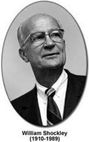 William Bradford Shockley (1910-1989)