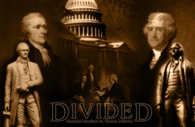 Alexander vs. Hamilton