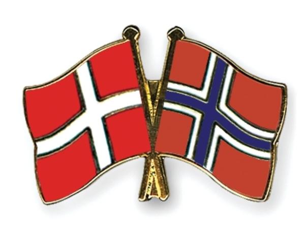 Tyskland anfaller Danmark och Norge
