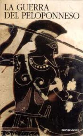 Le Guerre del Peloponeso