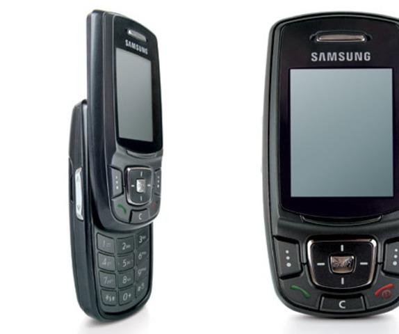 Mi segundo móvil.