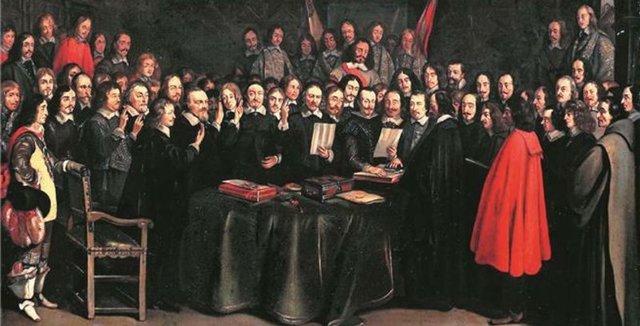 Pau de Westfàlia (1648)