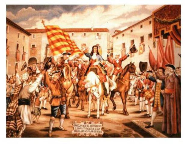 Aixecaments de Catalunya i altres (1640)