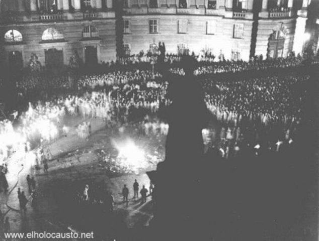NOCHE DE LOS CUCHILLOS LARGOS (También conocida como 'Operación Colibrí')