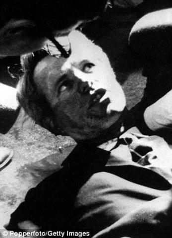 RFK assassinated