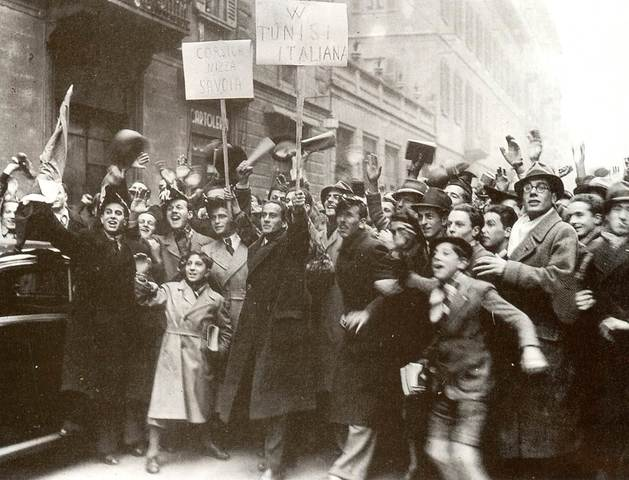 Italia tras la Primera Guerra Mundial.