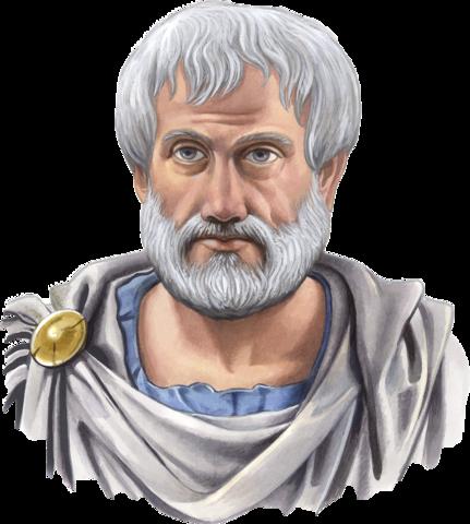 Aristóteles, 384 a 322 A.C.