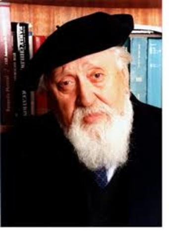 Reuven Feuerstein (1921-2014)