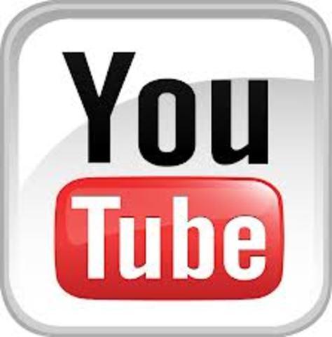 YouTube en la actualidad.