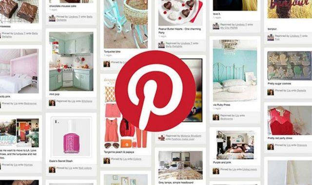Pinterest en la actualidad.