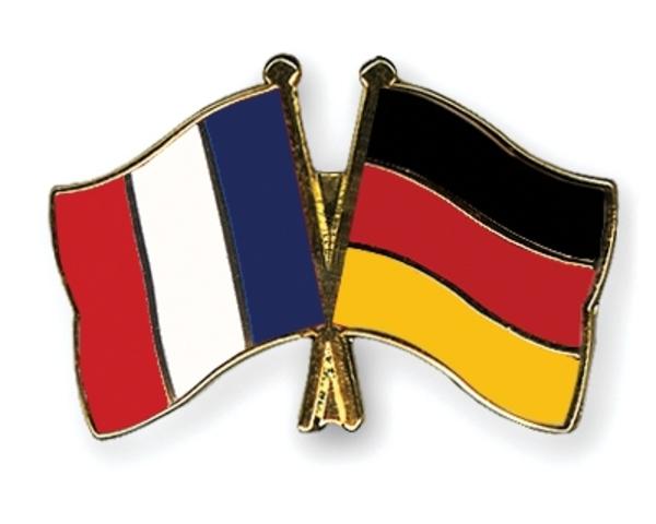 Tyskland anfaller Frankrike