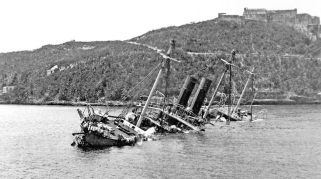 Pérdida de la Guerra de Cuba y las colonias