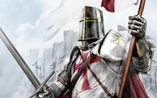 Knights Templar Established