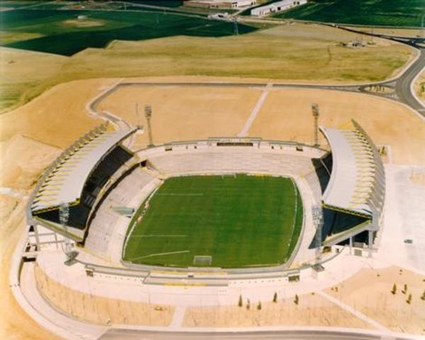 Nuevo Estadio José Zorrilla
