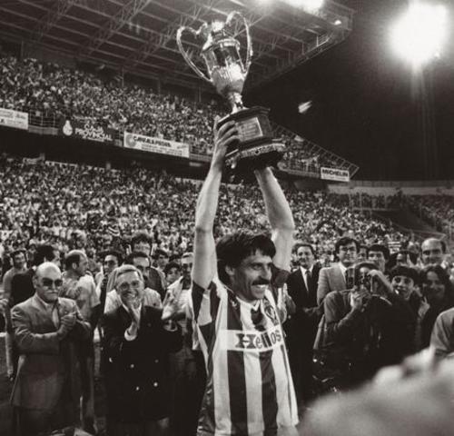 Primer título del Real Valladolid