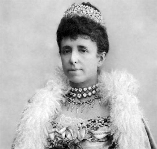 María Christina of Austria.