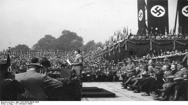El triunfo de las primeras dictaduras