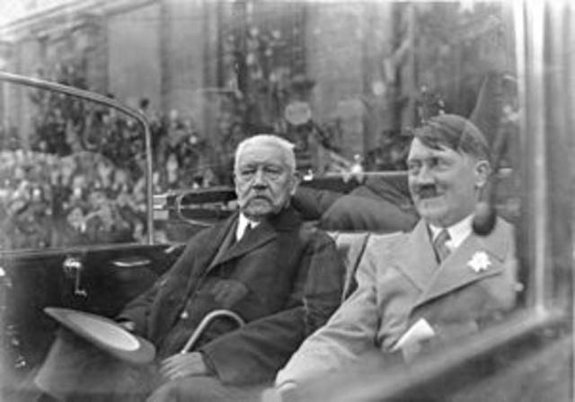 La débil República de Weimar