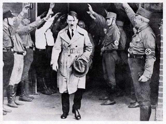 Hitler y el partido nazi