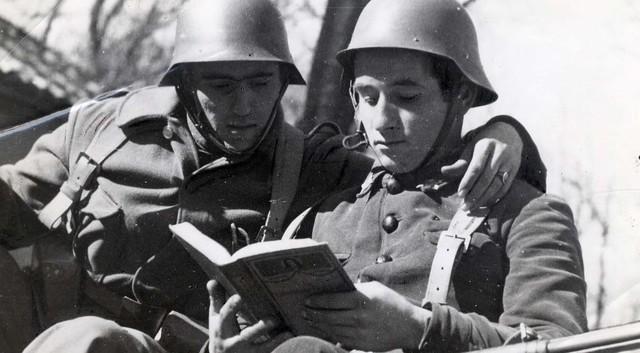Consecuencias literarias-Guerra Civil.