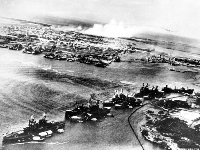 La guerra del Pacífico.