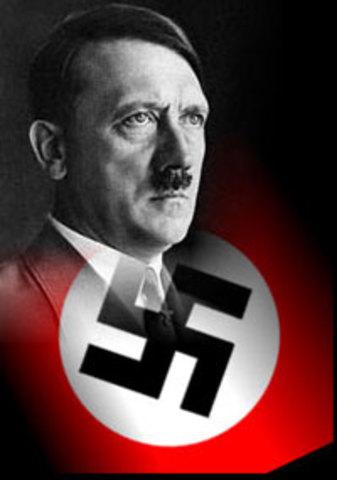 """El """"nuevo orden"""" nazi"""