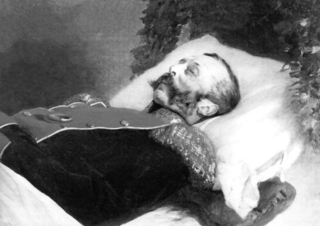 Cмерть Николая I