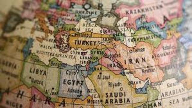 Los conflictos de Oriente Próximo