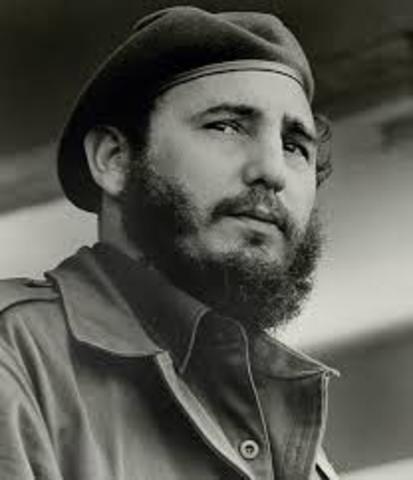 CRISIS DE LOS MISISLES EN CUBA