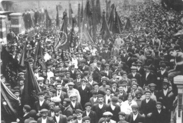 Revolución de octubre de 1934