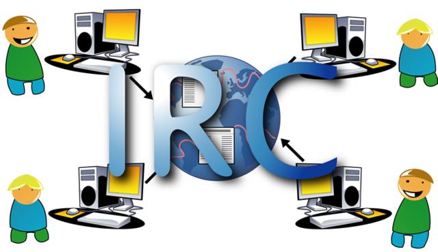 Появление нового протокола IRС